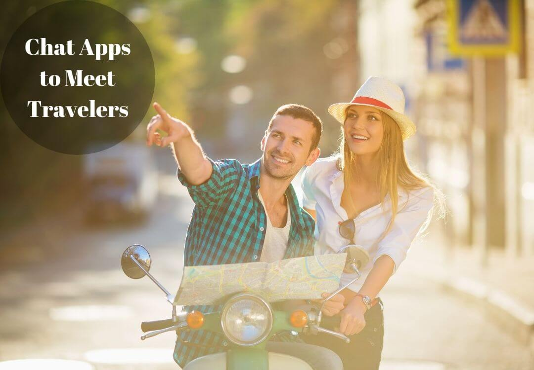Chat Apps to Meet Travelers